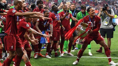 Final Champions 2019 Madrid: Gigante Van Dijk: MVP de la ...