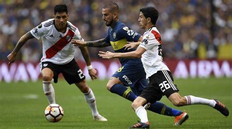 Final Copa Libertadores: Horario y dónde ver el River   Boca