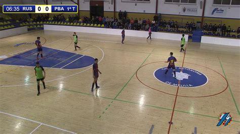 Final de Copa Federación de Fútbol Sala Juvenil   YouTube