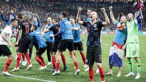 Final del Mundial de Rusia Croacia, a luchar contra ...