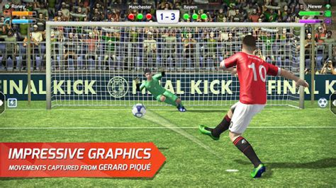 Final kick 2019: Best Online football penalty game   Apps ...