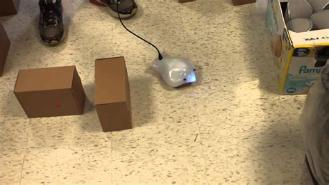 Finch Robot Obstacle Course   YouTube