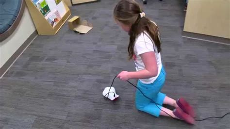 Finch Robots Promote Coding   YouTube