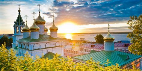 Finding work in Nizhny Novgorod, Work in Russia