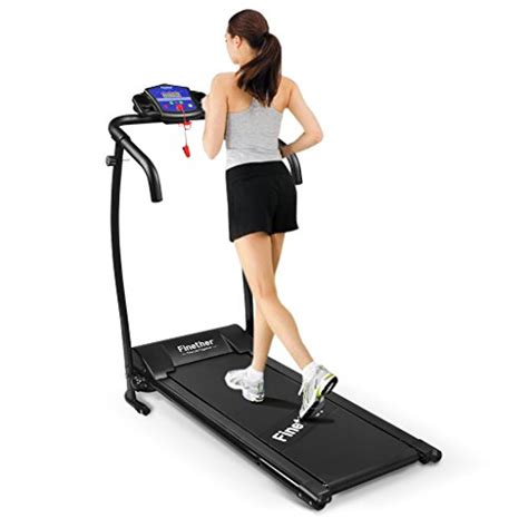 Finether Folding Electric Motorized Treadmill Running ...