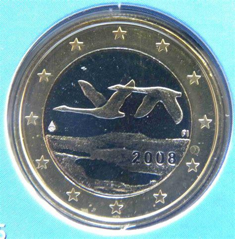 Finlande 1 Euro 2008   pieces euro.tv   Le catalogue des ...