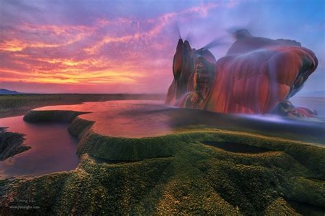 """finofilipino: """" Parque Nacional Volcánico Lassen, EE.UU ..."""