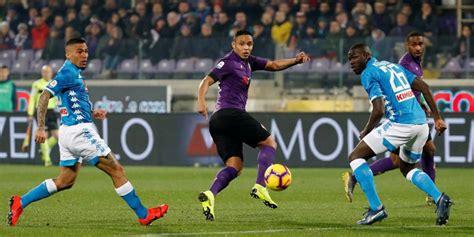 Fiorentina vs Nápoles, resultado de partido de Liga de ...
