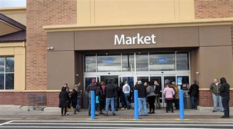 Fire Department Evacuated Middletown Walmart On Sunday ...