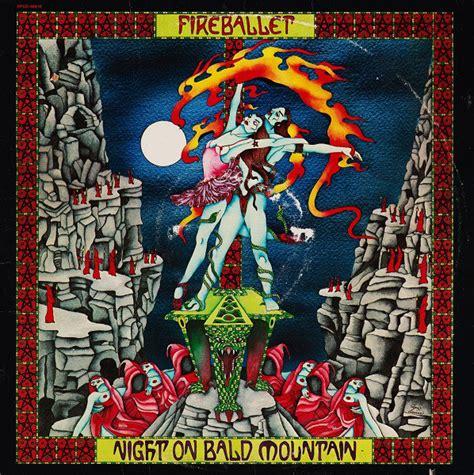 Fireballet   Night On Bald Mountain  1975, QS, Vinyl ...