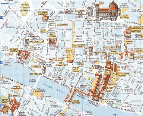 firenze02big.jpg  1500×1219  | Tuscany map, Map, Trip advisor