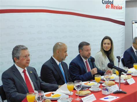 Firma de convenio de colaboración entre la Secretaría de ...