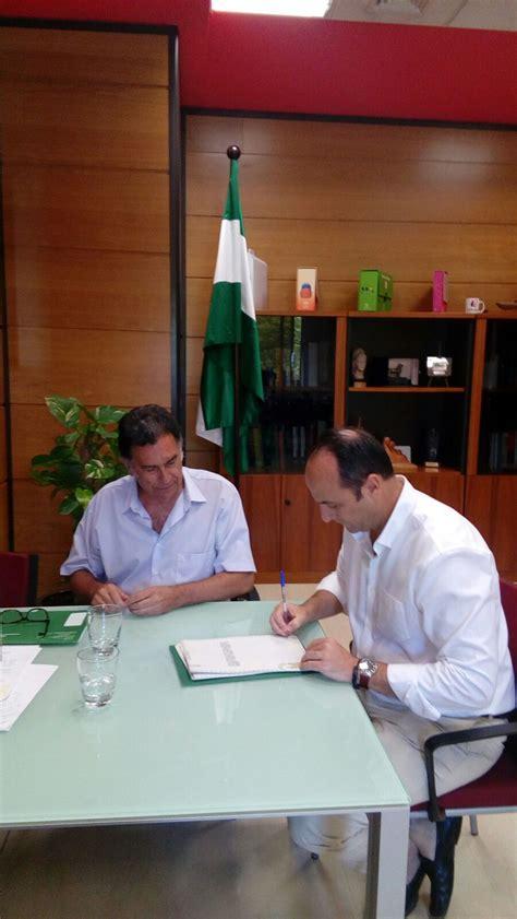 Firma del Protocolo General de Atención Integrada con la ...