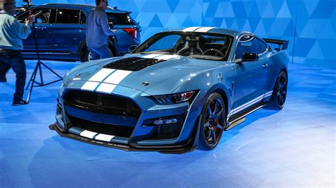 First 2020 Ford Mustang Shelby GT500 Sells for $1.1 ...