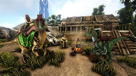 First Ark: Survival Evolved Switch screenshots   Nintendo ...