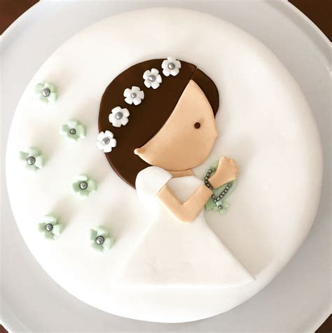 First Communion Cake … | Prima comunione, Comunione e ...