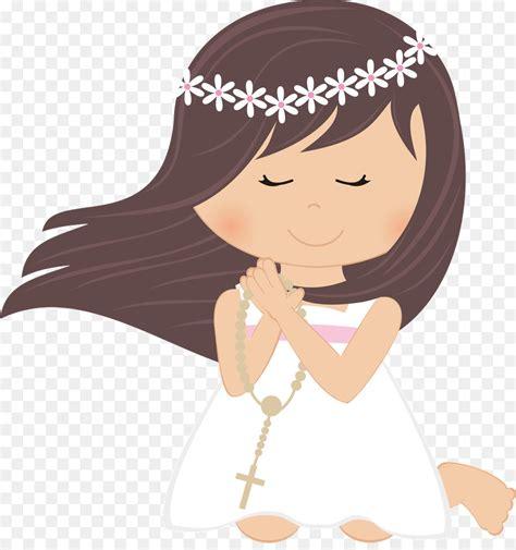 First Communion Eucharist Baptism Child Clip art ...