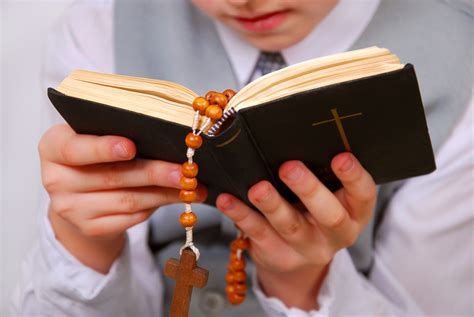 First Communion Gift Ideas For Boys | Leaflet Missal