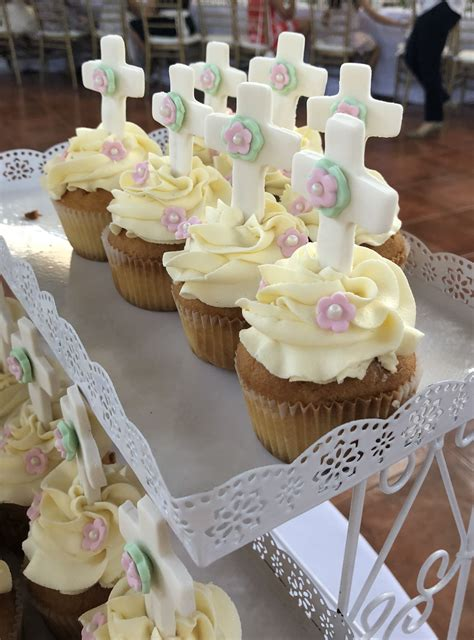 First Communion perfect cupcakes | 1ra comunión ...