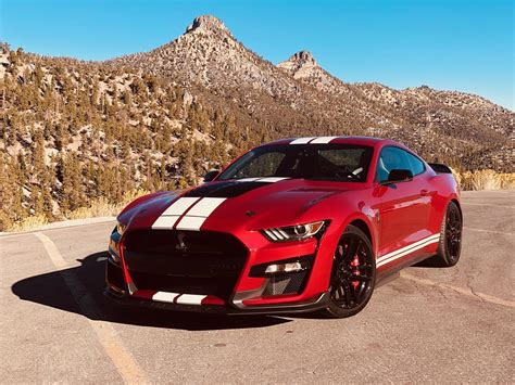 First Drive: 2020 Ford Mustang Shelby GT500 ...