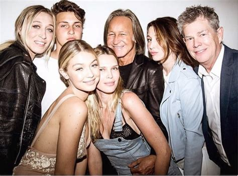 First Gigi, then Bella… now there's a THIRD Hadid model ...