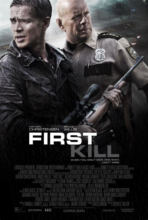 First Kill  2017  Full Movie Watch Online Free ...