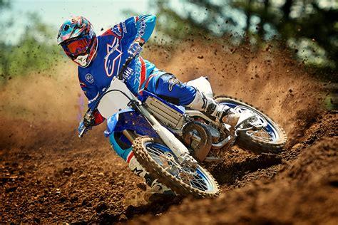 First Look: 2018 Yamaha YZ Models   Motocross Feature ...