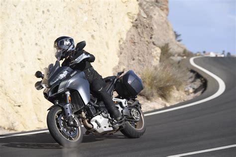 First ride: Ducati Multistrada 1260 S re... | Visordown