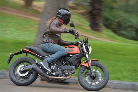First ride: Ducati Scrambler Sixty2 review   Visordown