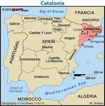 First Scotland, Now Catalonia | The Paw Print