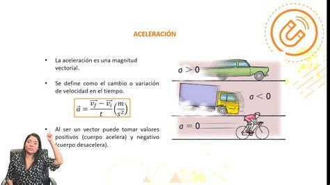 Física    Movimiento Rectilíneo Uniforme y Variado ...
