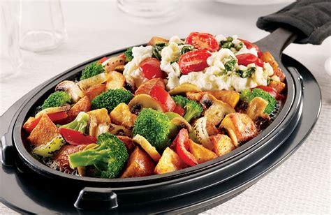 Fit Fare Veggie Skillet | Healthiest Menu Options at Denny ...
