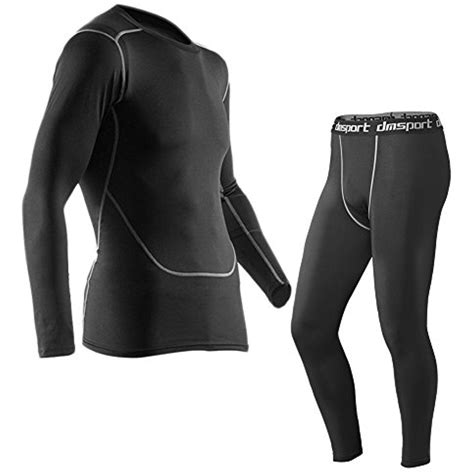 FITIBEST Quick Dry Compression Baselayer Set Sports ...