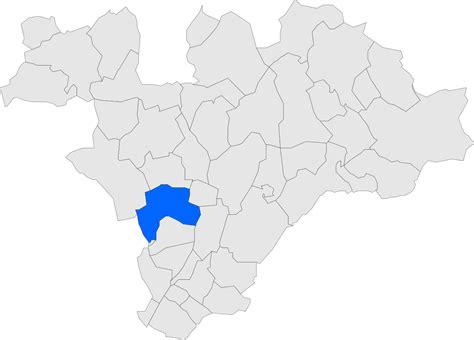Fitxer:Localització de Lliçà d Amunt respecte del Vallès ...