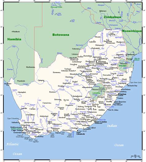 Fiumi del Sudafrica   Wikipedia