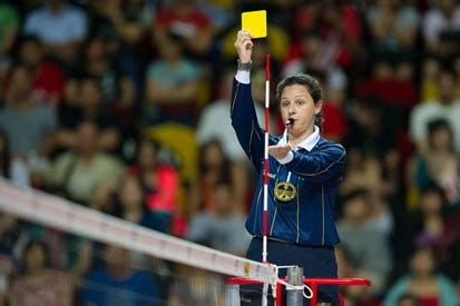 FIVB   Referees Corner