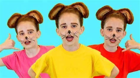 Five Little Monkeys | Nursery Rhymes Kids Song   YouTube