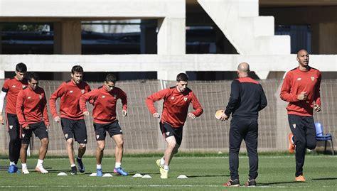 FIVE PLAYERS GO ON INTERNATIONAL DUTY | Sevilla F.C.