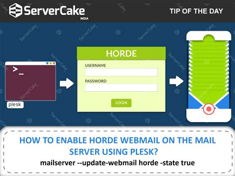 Fix  Horde Webmail on the mail server using Plesk ...