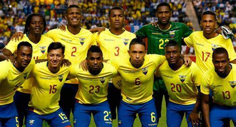 Fixture completo de Ecuador en la Copa América 2019 ...