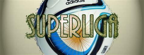 Fixture Completo de la Superliga Argentina 2017