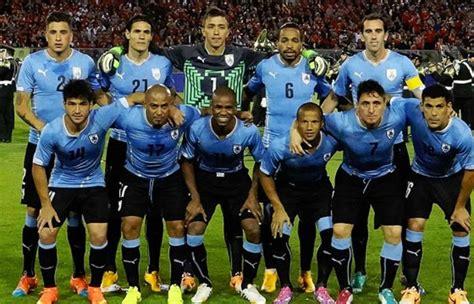 Fixture y resultados de Uruguay en la Copa América ...