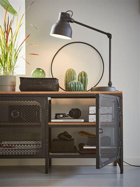 FJÄLLBO TV bench   black   IKEA