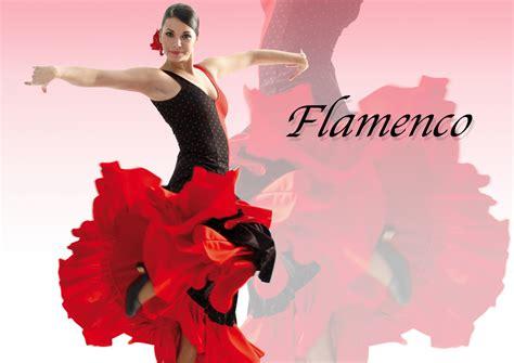 Flamenca de lunares: Baile Flamenco