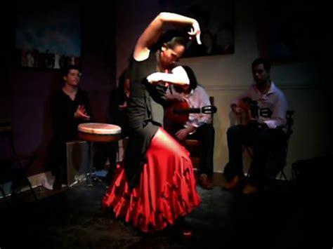 flamenco baile en andalucia