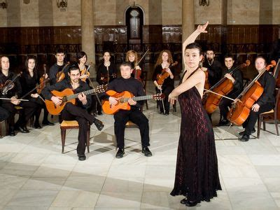 Flamenco Barroco Revista Ritmo