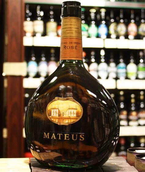 Flasche Mateus Rosé. Portugal in 100 Objekten