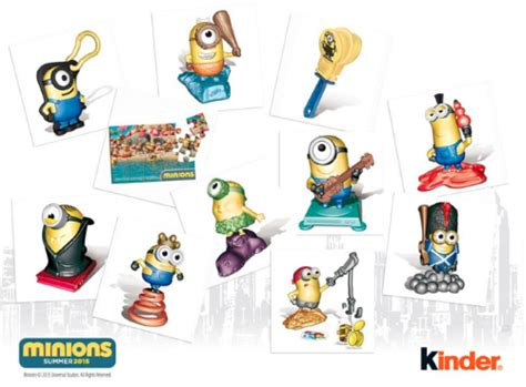 Flash Giveaway: Kinder Surprise Minions! — Postcards from ...