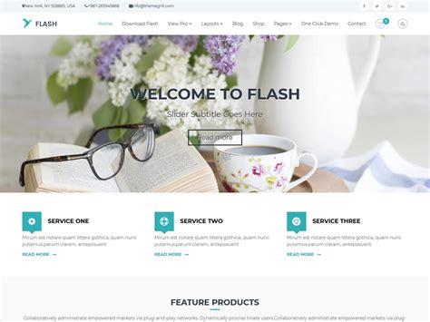 Flash – Tema de WordPress | WordPress.org Español  Argentina
