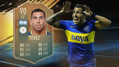 Flashback Tevez Review   is he worth it? | FIFA 19 ...